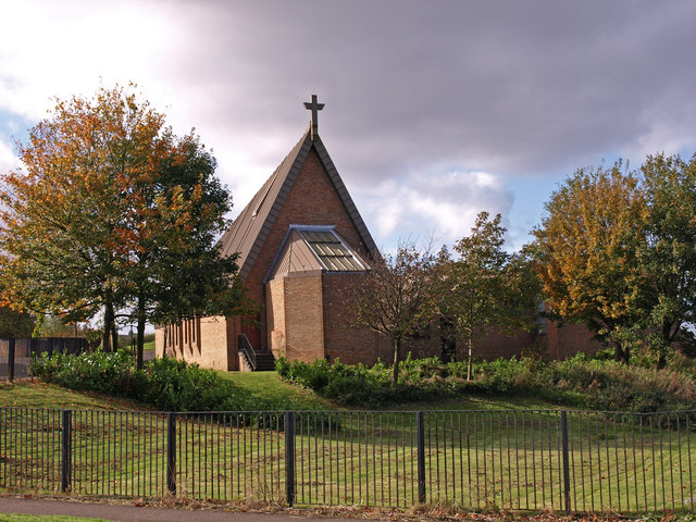 House of Good, St Mary the Virgin church, Port Glasgow