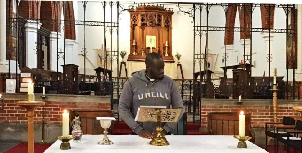 Fr Michael Gale - St Michael & All Angels, Stoke Newington